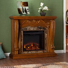 Fulton Electric Fireplace