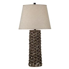 "Jakarta 30"" H Table Lamp with Empire Shade"
