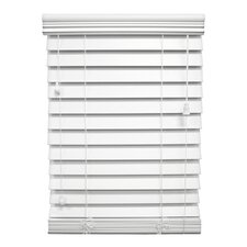 Faux Premium Wood Venetian Blind