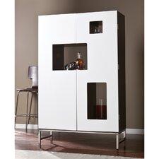 Halden Bar Cabinet with Wine Storage