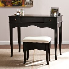 Brigette Vanity and Bench Set