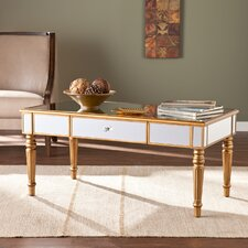 Huxley Mirrored Coffee Table