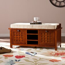 Cruse Upholstered Storage Entryway Bench