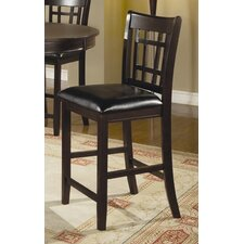 "Kittery 24"" Bar Stool with Cushion (Set of 2)"