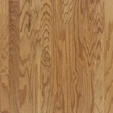 "5"" Engineered Red Oak Hardwood Flooring in Harvest Oak"