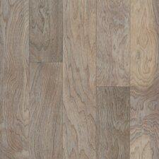 "5"" Engineered Walnut Hardwood Flooring in Shell White"