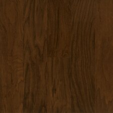 """5"""" Engineered Walnut Hardwood Flooring in Earthy Shade"""