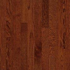 """2-1/4"""" Solid Oak Hardwood Flooring in Cherry"""