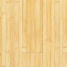 "3-3/4"" Solid Bamboo Hardwood Flooring in Horizontal Natural"