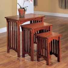 Montesano 3 Piece Nesting Table Set