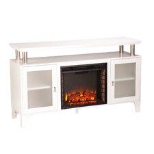 Barnett Media Electric Fireplace