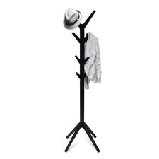 Tree-Shaped Hat & Coat Rack