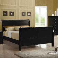 Killington Panel Bed