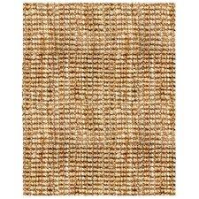Hand-Woven Natural Indoor / Outdoor Area Rug