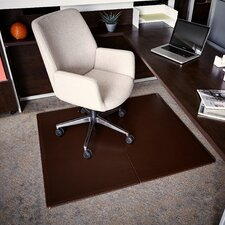 Executive Leather Chair Mat no Lip