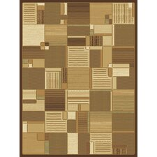 Catrice  Brown Area Rug