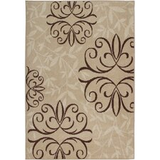 Brooke Beige Area Rug
