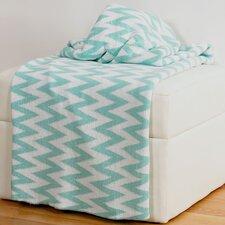 Destinie  Woven Cotton Throw Blanket