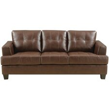 Gloucester Leather Sofa
