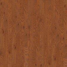 "5"" Engineered Oak Hardwood Flooring in Gunstock"