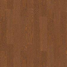 "5"" Engineered Oak Hardwood Flooring in Leather"