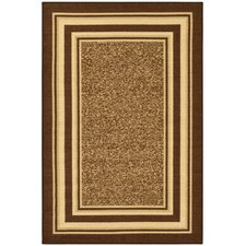 Charalin Chocolate/Beige Area Rug