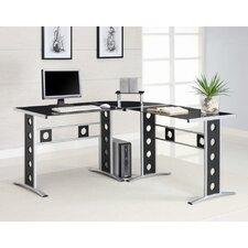 Hartland L-Shape Computer Desk