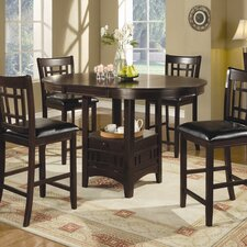 Kittery Counter Height Extendable Dining Table