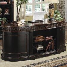 Troy Oval Executive Desk