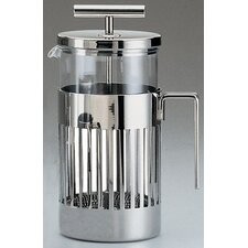 Aldo Rossi Press Filter Coffee Maker or Infuser