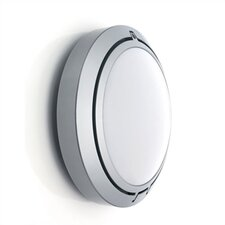 Metropoli 2 Light Flush Mount