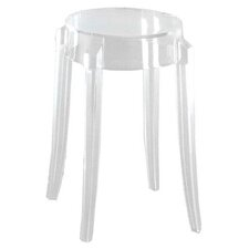 "Ghost 18"" Bar Stool (Set of 2)"