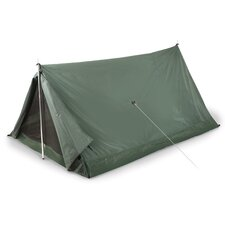 Scout 2 Person Nylon Tent with Ropes and Stakes