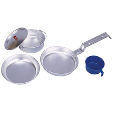 Aluminum 5-Piece Cookware Set