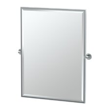Zone Framed Rectangle Mirror
