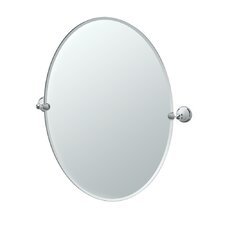 Franciscan Oval Mirror