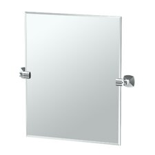 Jewel Rectangle Mirror