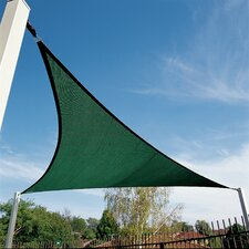 Coolaroo Coolhaven 15ft. x 12ft. x 9ft. Triangle Shade Sail