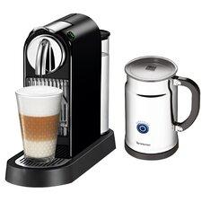 Citiz Espresso Maker with Aeroccino Plus Milk Frother