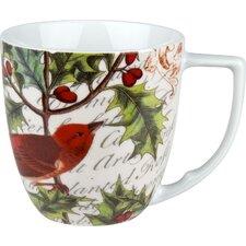 Accents Traditions 12 oz. Greetings Mug (Set of 4)