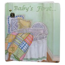 Children and Baby's First Large Book Photo Album