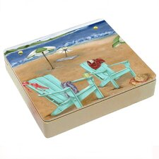Skinny Dipping Decorative Storage Box