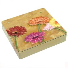 Gerber Daisies Decorative Storage Box