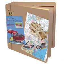 Home and Garden Classic Cars Memory Box
