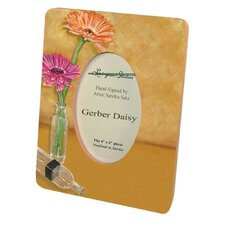 Home and Garden Gerbera Daisy Picture Frame