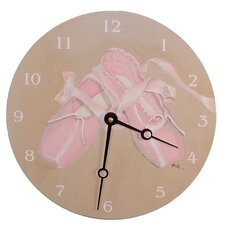 "Sports 18"" The Ballet Wall Clock"