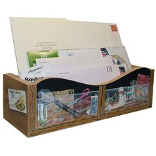 Mailbox  Horizontal Caddy