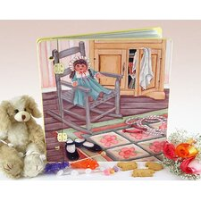 Children and Baby Lindsey's Room Large Book Photo Album