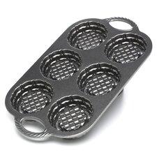 Platinum Shortcake Baskets Pan