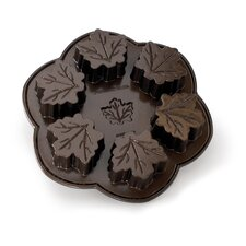 Maple Leaf Cake Pan